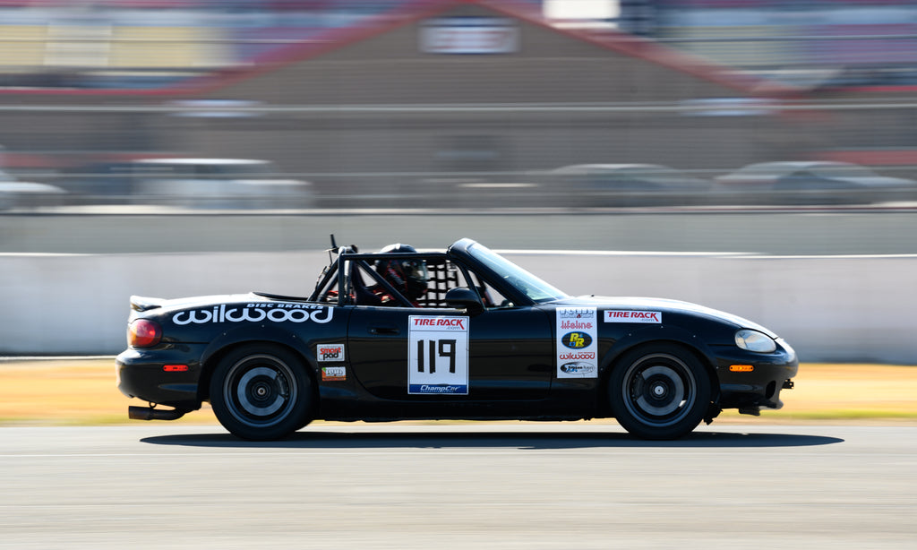 ChampCar Endurance Series at Auto Club Speed Way