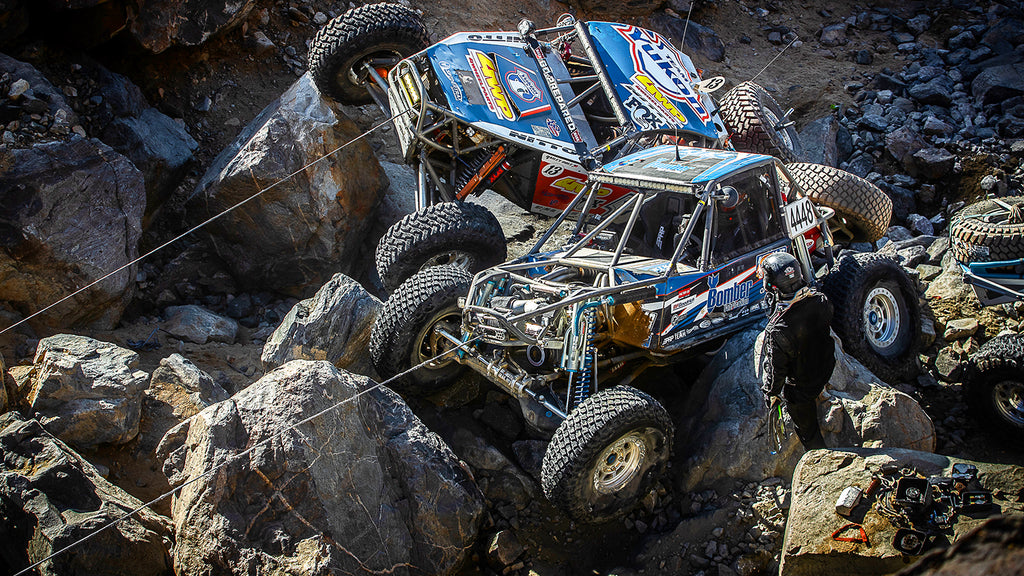 King of the Hammers Winners Use Wilwood