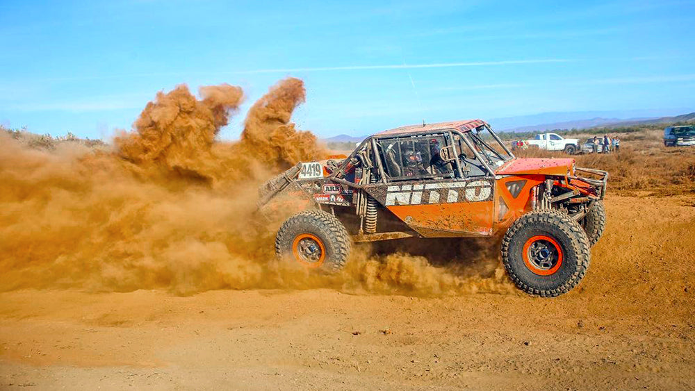 SCORE Baja 1000 Class Winners use Wilwood in 2020