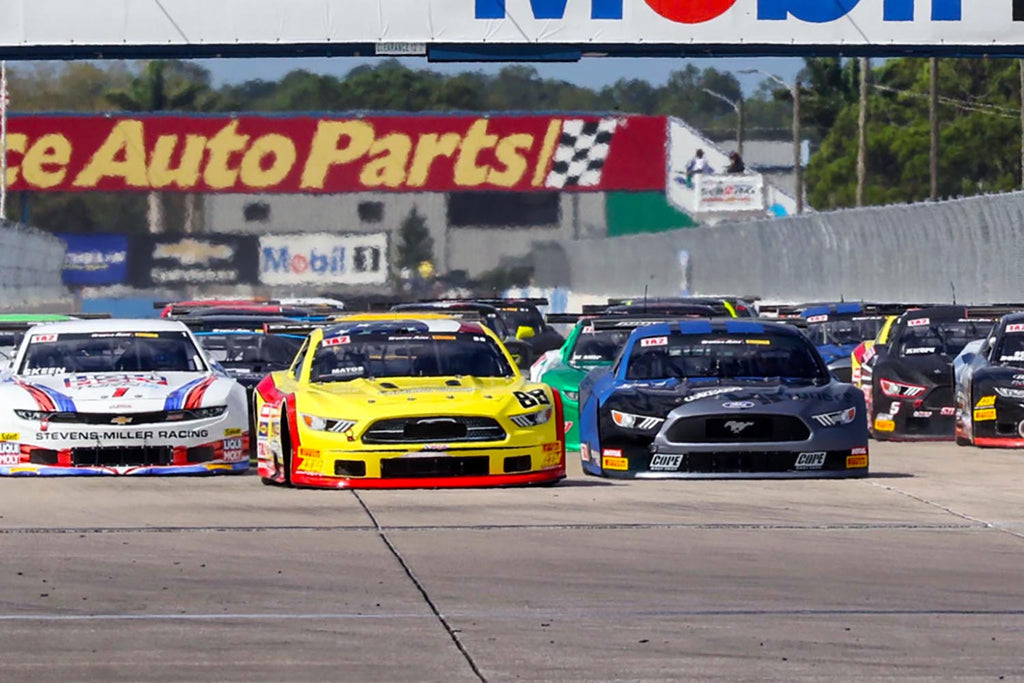 Thomas Merrill Charges From Last to First in TA2 at Sebring