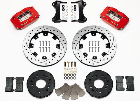 Wilwood Dynapro Radial Big Brake Front Brake Kit 140-8292