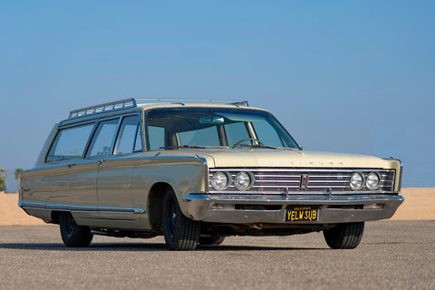 1966 Chrysler Town and Country Wagon