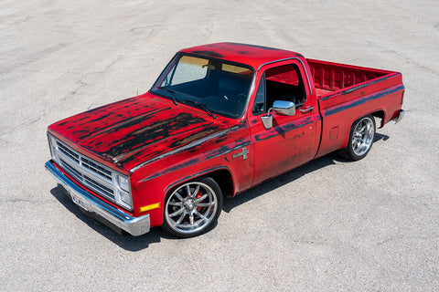 1986 Chevy C10 pickup