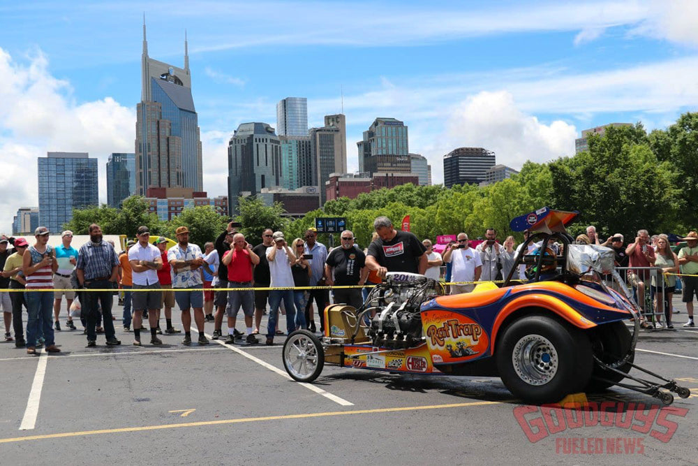 Rat Trap Fuel Altered Dragster