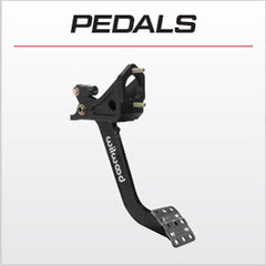 Wilwood Brake and Clutch Pedal Assemblies
