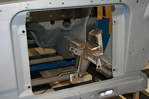 TCI Mustang front suspension crossmember