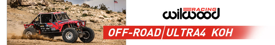 Wilwood Off-Road Brake Products