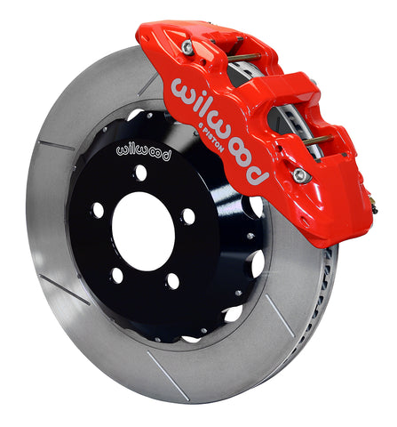 Wilwood AERO6 Big Brake Front Brake Kit 140-11764