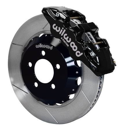 Wilwood AERO6 Big Brake Front Brake Kit 140-14067