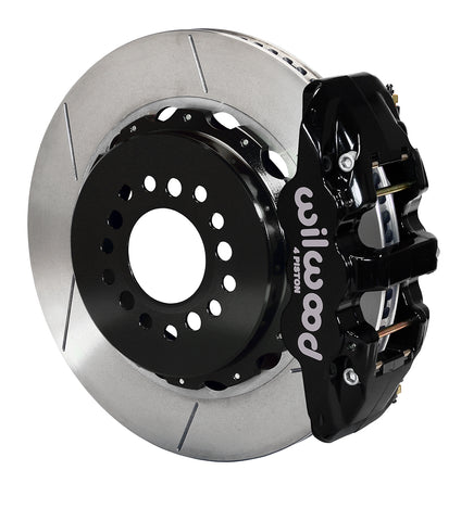 Wilwood AERO4 Big Brake Rear Brake Kit For OE Parking Brake 140-14068
