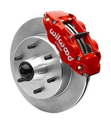 Forged Narrow Superlite 6R Big Brake Front Brake Kit (6 x 5.50 Hub and Rotor)