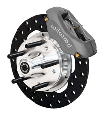 Wilwood Forged Dynalite Front Drag Brake Kit 140-2711
