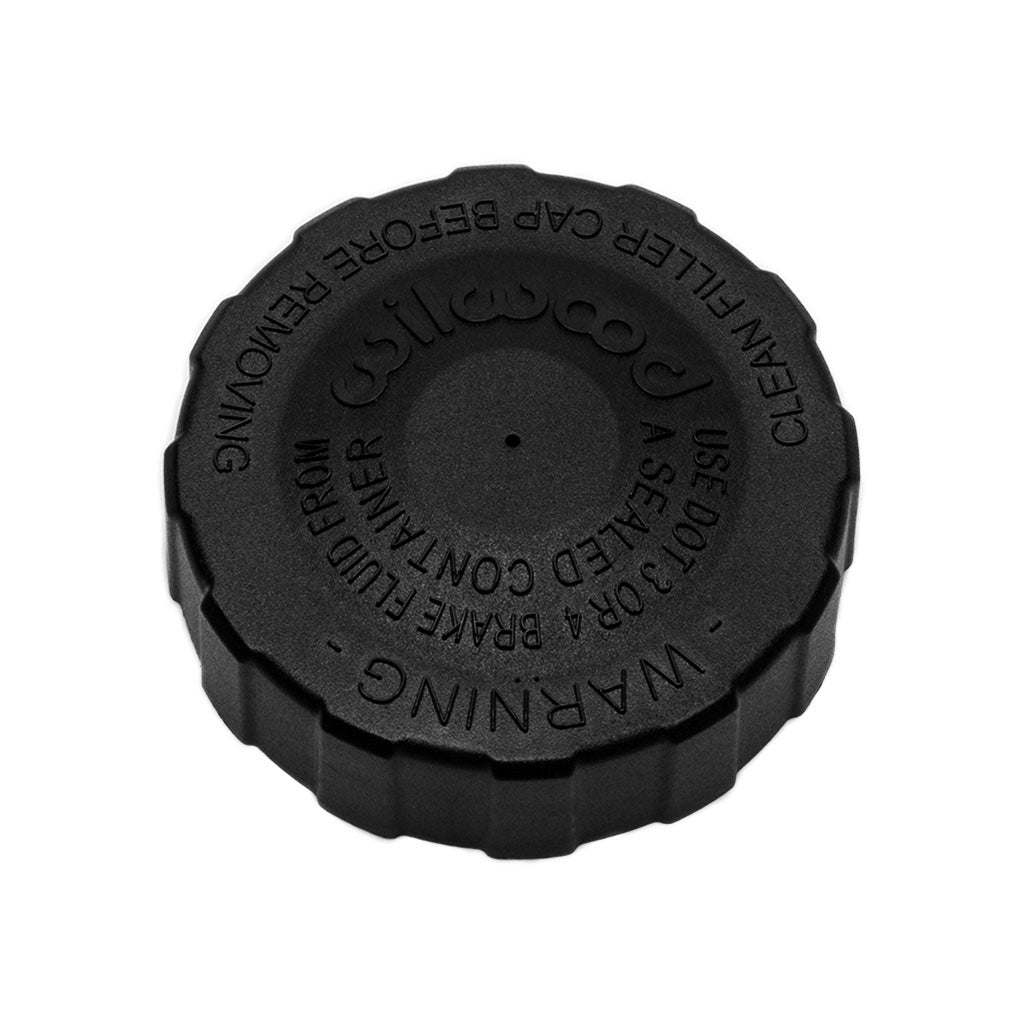 Cap for Master Cylinders - Remote Reservoirs and Girling-Style