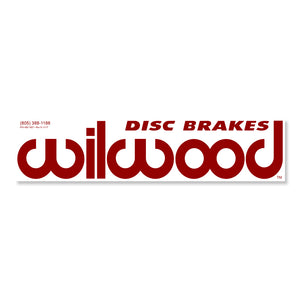 Wilwood 32 Square Inch Sticker
