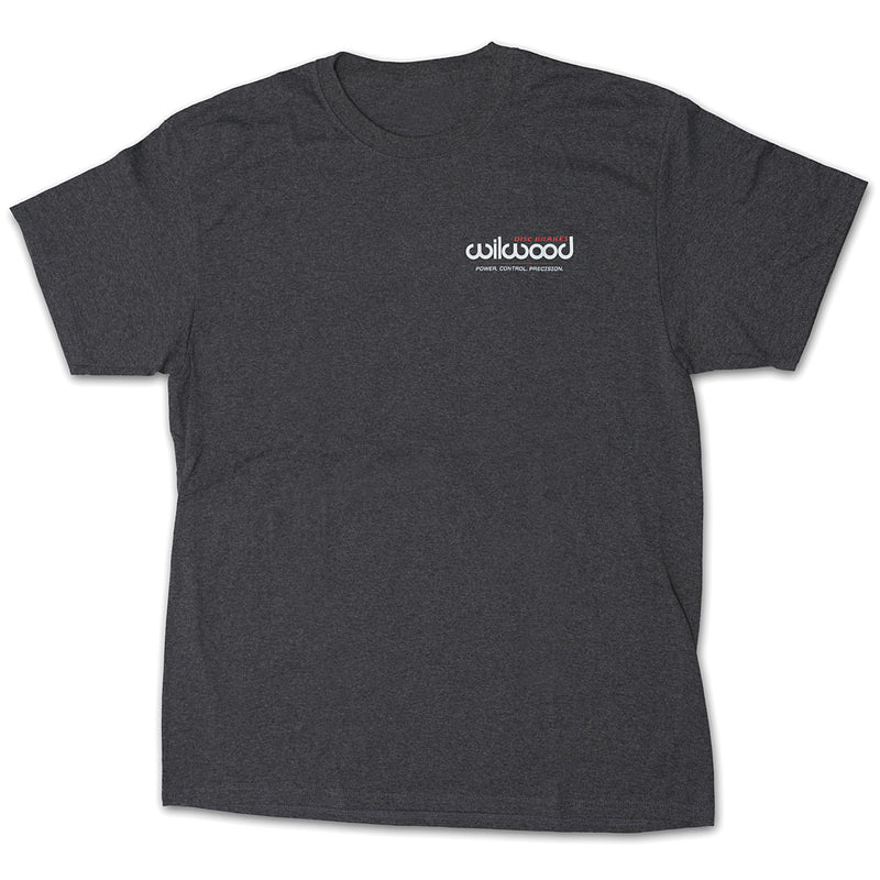 T-Shirt Short Sleeve - Dark Grey