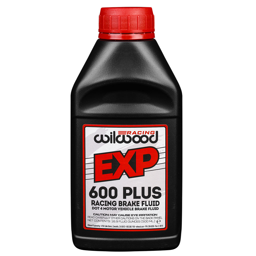 EXP Super Hi-Temp 600PLUS Brake Fluid