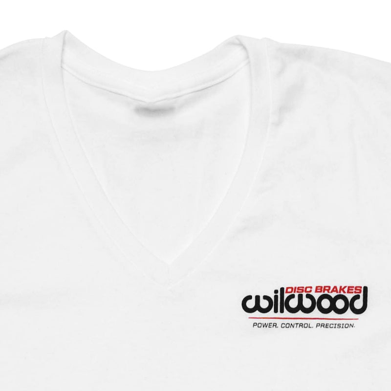 Women's V-Neck T-Shirt White