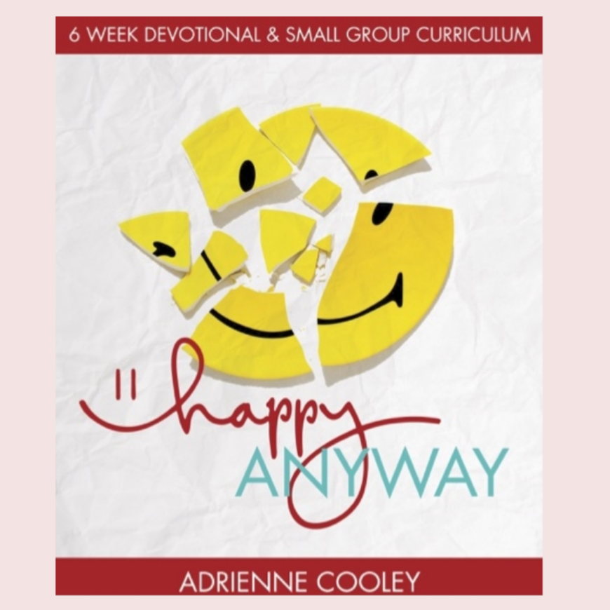 #HappyAnyway All-In-One Book and Workbook