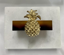 Load image into Gallery viewer, PINEAPPLE NAPKIN RINGS