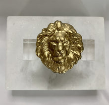 Load image into Gallery viewer, LION NAPKIN RINGS
