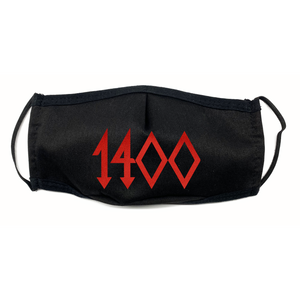 1400 Mask in Red