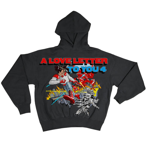 A Love Letter To You 4 Hoodie