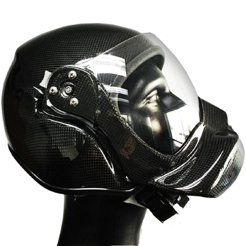 The Ox - Full Face Oxygen Skydiving Helmet