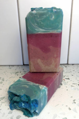 PINK SANDS-type Soap (coconut free)