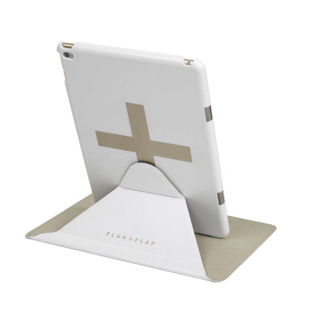 White Gold iPad 2/3/4 Case