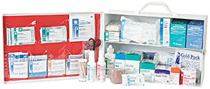 First Aid Station 2 Shelf