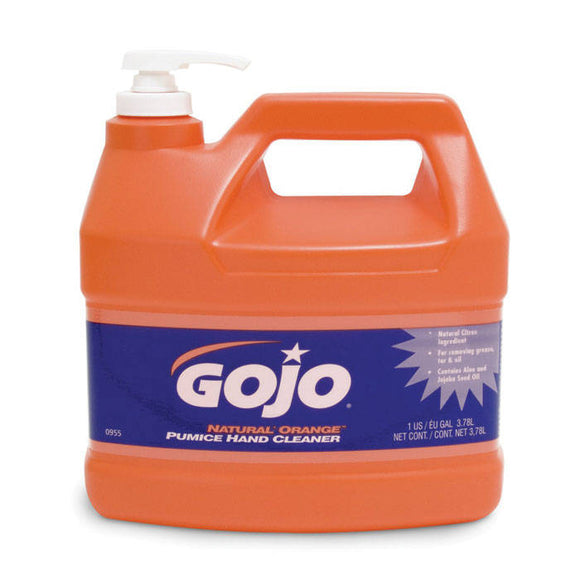 Gojo Natural Orange Pumice