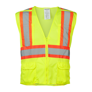 Ironwear Safety Vest Flame Retardant Class 2 1287FRLZ
