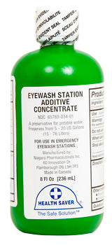 Eye Wash Station Preservative