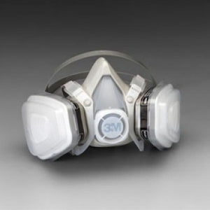 3M Half Facepiece Disposable Respirator