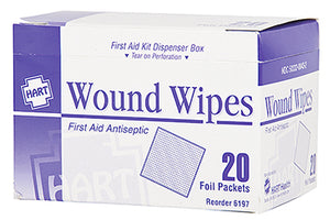 Wound Wipes