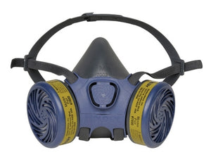 Moldex Respirator with Multi-Gas Cartridges