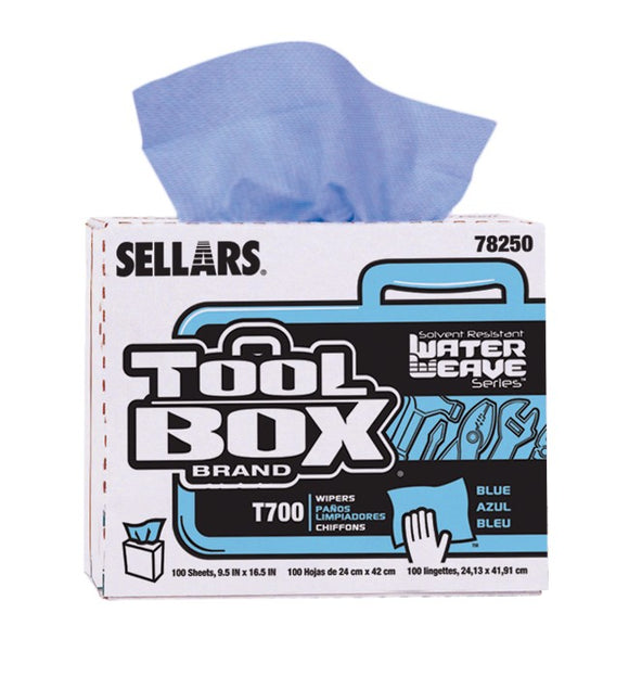 Interfold Towels Heavy-Duty