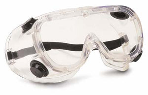 Safety Goggle with Indirect Ventilation