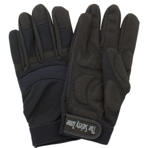 Mechanic Gloves Padded Palm