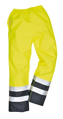 Portwest Hi Vis Rain Pants