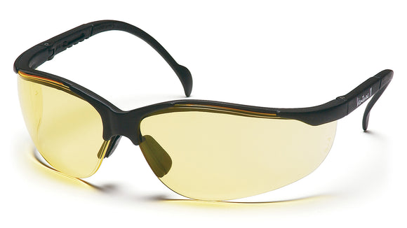 Pyramex Venture Safety Glasses with Amber Lens