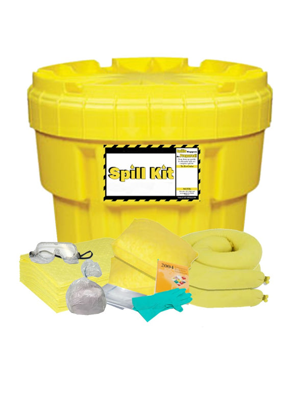 Spill Kit 20 Gallon Hazardous Chemical