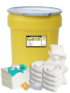 Spill Kit 55 Gallon Oil-Only
