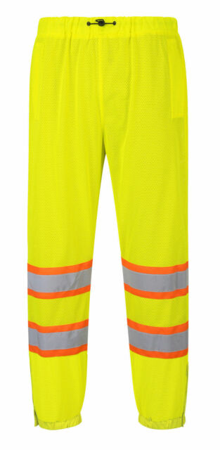 High Visibility Mesh Overpants