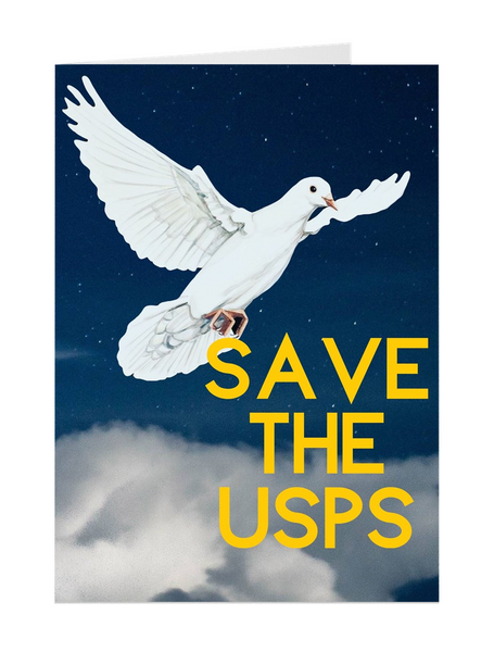 Save the USPS: Send More Mail!