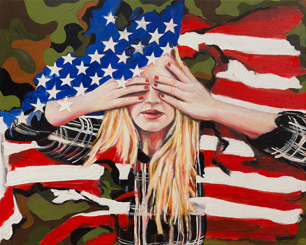 American Angst by Annika Connor
