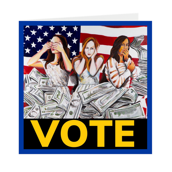 VOTE: GOTV Greeting Card