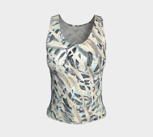 Barracudas Fitted Tank Top: Regular Fit