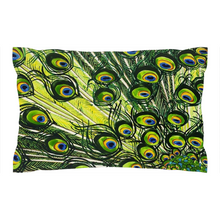 Load image into Gallery viewer, Peacock Pillow Shams