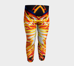 Phoenix Fire Baby Leggings